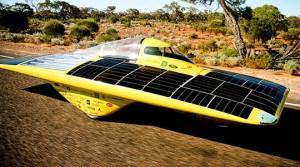 خودرو های خورشیدی