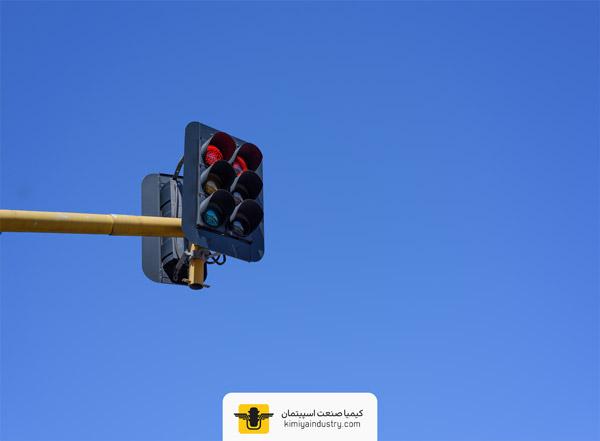 چراغ رانندگی لامپی
