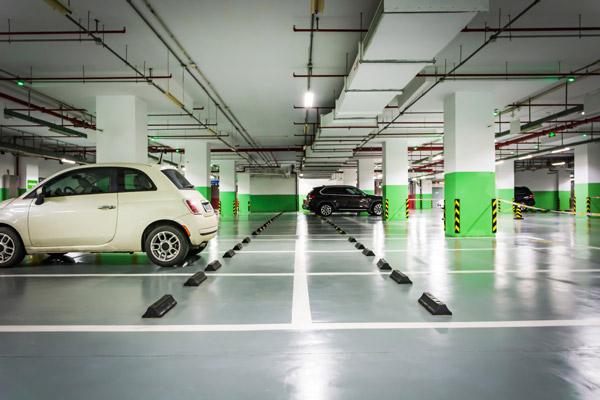 ضرورت تجهیزات پارکینگ