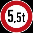 5,5t Menu